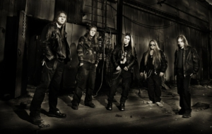 Children Of Bodom HD Background