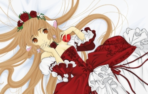 Chobits Computer Backgrounds