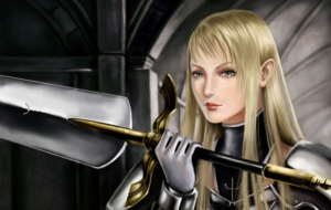 Claymore Background