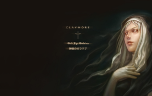 Claymore HD Background