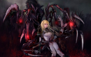 Claymore HD Desktop