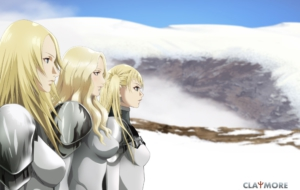 Claymore HD Wallpaper