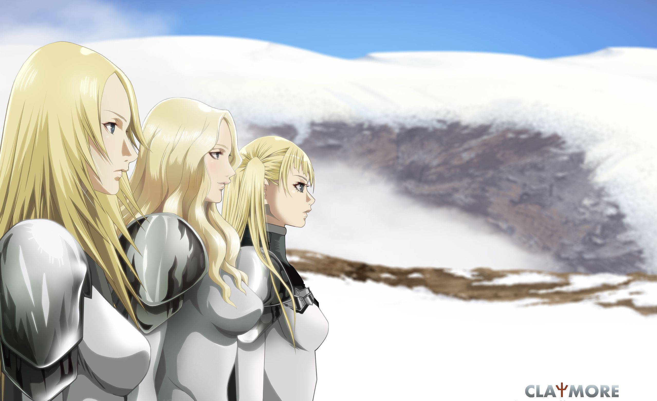 claymore wallpapers backgrounds
