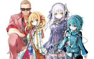Clockwork Planet Photos