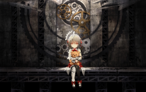 Clockwork Planet Widescreen