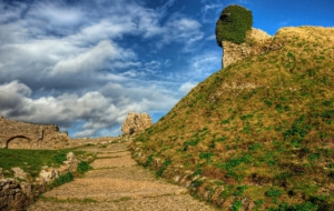 Corfe Castle HD Wallpaper