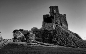 Corfe Castle Pictures