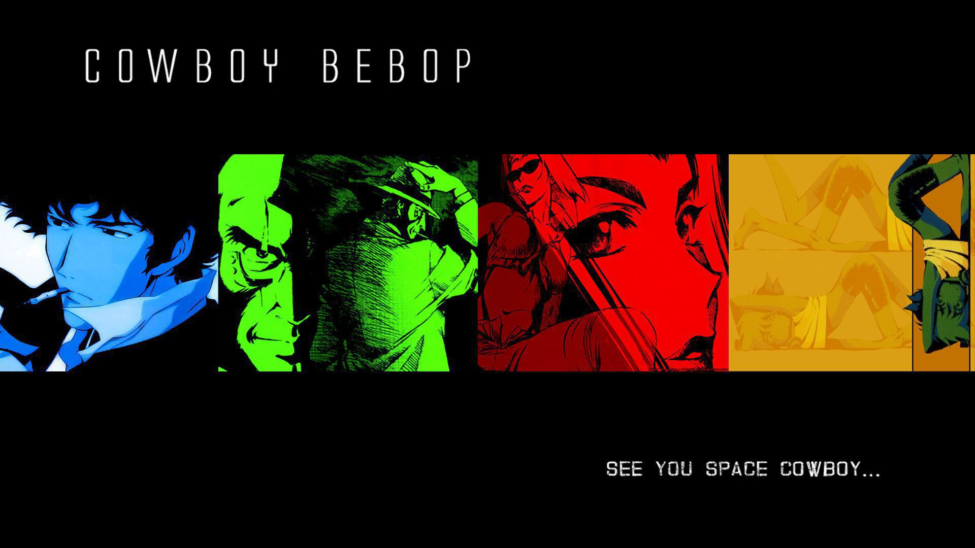 Cowboy Bebop Wallpapers Backgrounds