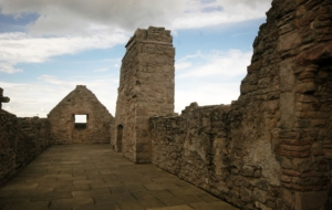 Craigmillar Castle HD Background