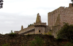 Craigmillar Castle HD Desktop