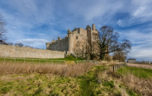 Craigmillar Castle Wallpapers HD