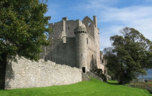 Craigmillar Castle Wallpapers HQ