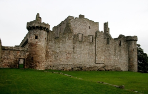 Craigmillar Castle Widescreen