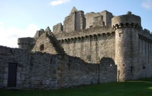 Craigmillar Castle For Desktop