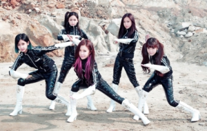 Crayon Pop Wallpaper