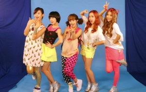 Crayon Pop Wallpapers
