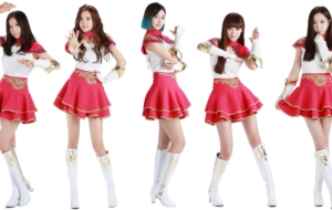 Crayon Pop Wallpapers HQ