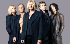 Def Leppard HD Background