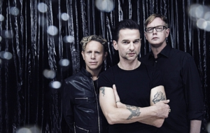 Depeche Mode HD Background