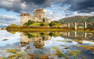 Eilean Donan Castle High Quality Wallpapers