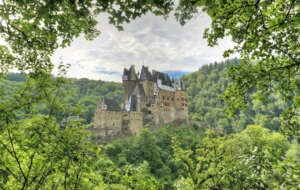 Eltz Castle Widescreen