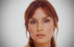 Famke Janssen HD Wallpaper