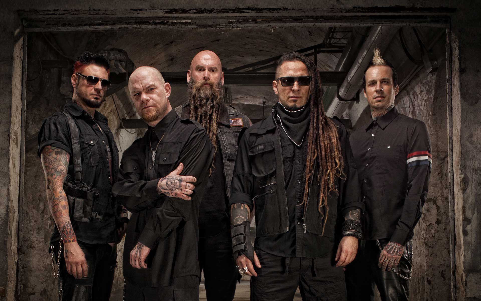 Five Finger Death Punch Wallpapers Backgrounds