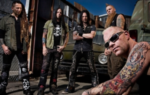 Five Finger Death Punch Wallpapers