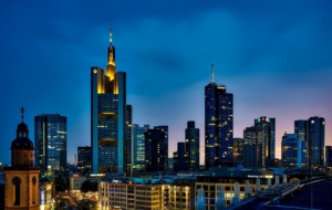 Frankfurt HD Background