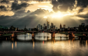 Frankfurt HD Wallpaper