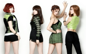 Girl's Day High Definition Wallpapers