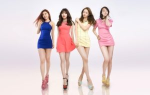 Girl's Day Widescreen