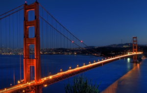Golden Gate HD Desktop