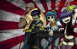 Gorillaz Wallpapers HQ