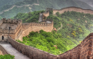 Great Wall Of China 4K