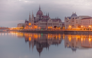 Hungarian Parliament Building HD