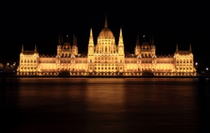 Hungarian Parliament Building High Quality Wallpapers