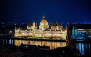 Hungarian Parliament Building Images
