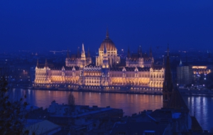 Hungarian Parliament Building Photos