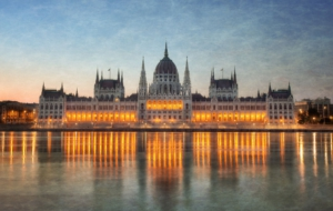 Hungarian Parliament Building Wallpapers HD
