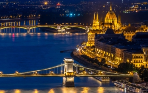 Hungarian Parliament Building Wallpapers HQ