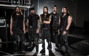 Iced Earth Background