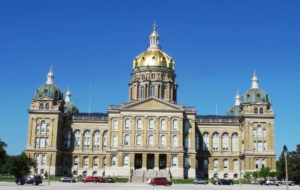 Iowa State Capitol Images