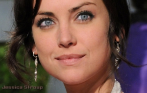 Jessica Stroup Background
