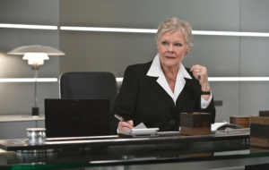 Judi Dench Computer Wallpaper