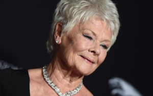 Judi Dench Desktop