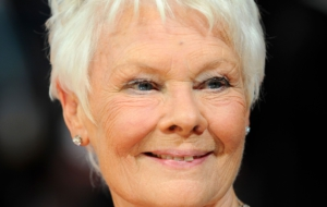 Judi Dench HD Background
