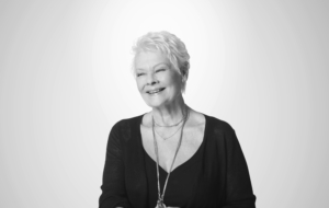 Judi Dench HD Desktop