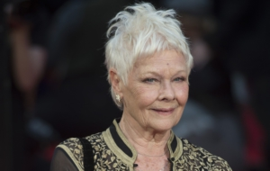 Judi Dench For Desktop