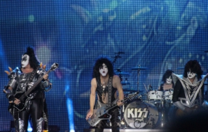 KISS Background
